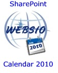 SharePoint Calendar 2010 Web Part