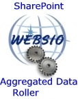 Aggregated Data Roller Web Part