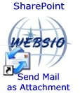 Send Mail as Attachment 2010 Feature